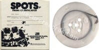 Standing on a beach radio spot (issued 1986). Radio spot announcing &quot;Standing on a beach&quot; release by Elektra. Cue-sheet with script and description. The music features cuts of &quot;Let's go to bed&quot;, &quot;In-between days&quot; and &quot;The lovecats&quot;. Date on cue-sheets reads June 25, 1986. - Thanks to john77.