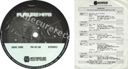 V.A. - Future hits (issued 1987). With cue sheet. Includes &quot;Why can't I be you?&quot;. Used for radio broadcast, to be aired the week of Friday, July 10, 1987. - Thanks to john77.